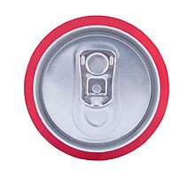 Drink can Photographic Print