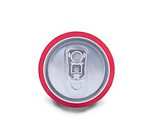 Drink can shadow Photographic Print