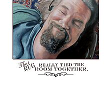That Rug Really Tied the Room Together by Tom Roderick