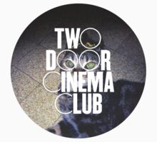 Two Door Cinema Club #2 by davelizewski