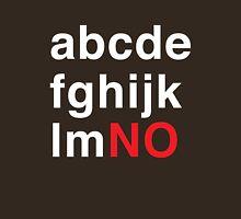 A B C D NO Unisex T-Shirt