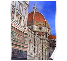 The Duomo, Florence's Cathedral Poster