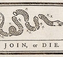 Join Or Die by DMang