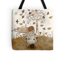 There is a Season for Everything Tote Bag