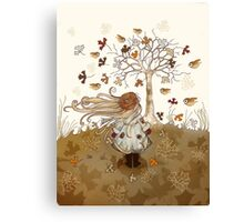 There is a Season for Everything Canvas Print