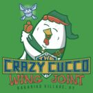 The Crazy Cucco by TheBensanity