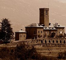 Chateaux d'Aoste ~ Part One by artisandelimage