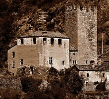 Chateaux d'Aoste ~ Part Two by artisandelimage