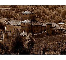 Chateaux d'Aoste ~ Part Three Photographic Print