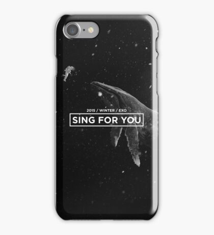 EXO 'Sing For You' Space Edition iPhone Case/Skin