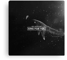 EXO 'Sing For You' Space Edition Canvas Print
