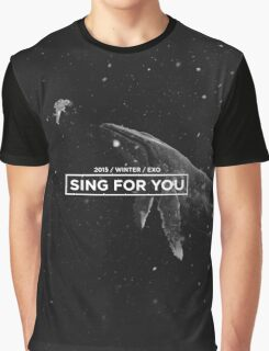 EXO 'Sing For You' Space Edition Graphic T-Shirt