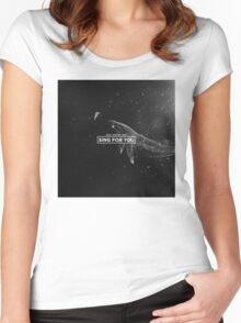 EXO 'Sing For You' Space Edition Women's Fitted Scoop T-Shirt