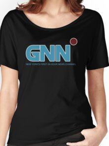 GNN: Global News Network Women's Relaxed Fit T-Shirt