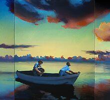 Tom Benton Fishing Fleet by TexFX