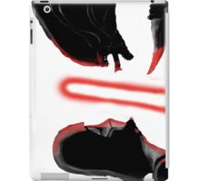 Darth Vader vs Alien iPad Case/Skin