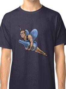SheVibe Presents The Sliquid Dean Sprite - Blue Classic T-Shirt