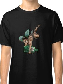SheVibe Presents The Sliquid Dean Sprite - Green Classic T-Shirt