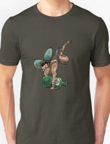 SheVibe Presents The Sliquid Dean Sprite - Green T-Shirt