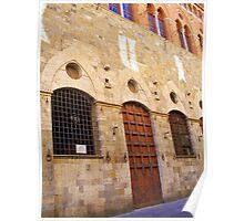 Siena, Italy Poster