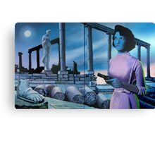 What Really Happened in Ephesus Canvas Print
