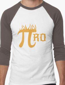 Pi Ro Men's Baseball ¾ T-Shirt