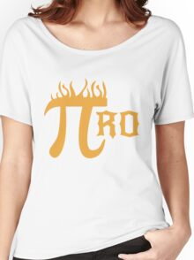 Pi Ro Women's Relaxed Fit T-Shirt