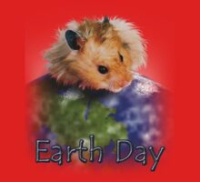 Earth Day Hamster Kids Clothes
