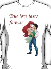 Love lasts T-Shirt
