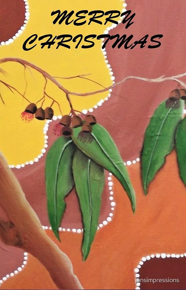 'AUSSIE CHRISTMAS' by jansimpressions