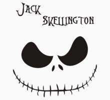 Jack Skellington Nightmare Before Christmas by ekphoto