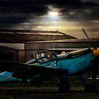 Dawn Raider by Chris Lord