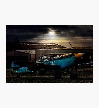 Dawn Raider Photographic Print