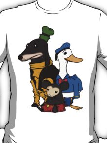 De-anthropomorphous Disney T-Shirt