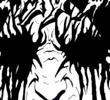 Black Metal Corpse Sticker