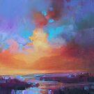 CMY Sky Study 2 by scottnaismith
