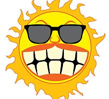 ANGRY SUN by oznoid