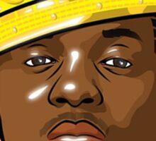 King Kendrick  Sticker