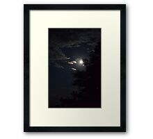 Moon Light Dreams # 2 Framed Print