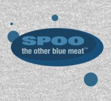 Spoo: The Other Blue Meat One Piece - Long Sleeve