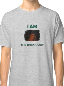 I am the breakfast - Breaking Bad Walt JR Classic T-Shirt