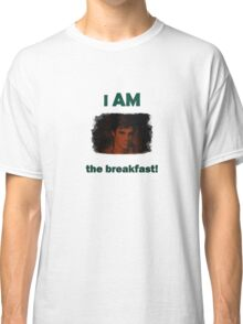 I am the breakfast – Breaking Bad Walt JR Classic T-Shirt