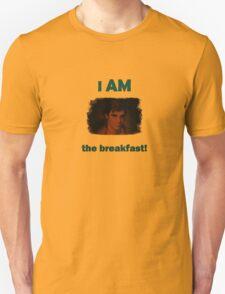 I am the breakfast – Breaking Bad Walt JR T-Shirt