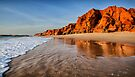 The Cliffs of Cape Leveque by Mieke Boynton