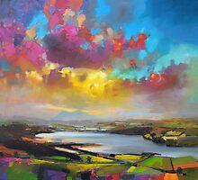 Consonance and Dissonance by scottnaismith