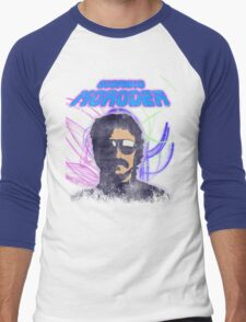 Moroder Men's Baseball ¾ T-Shirt