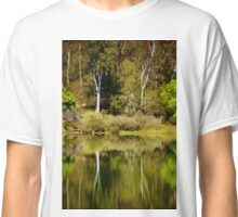 Refelections of Eildon Classic T-Shirt
