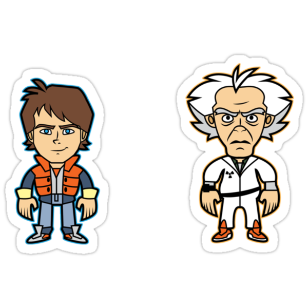 GIGAWATTS sticker by DisfiguredStick