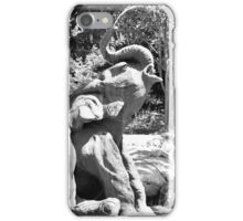 Elephant Fountain iPhone Case/Skin