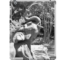 Elephant Fountain iPad Case/Skin
